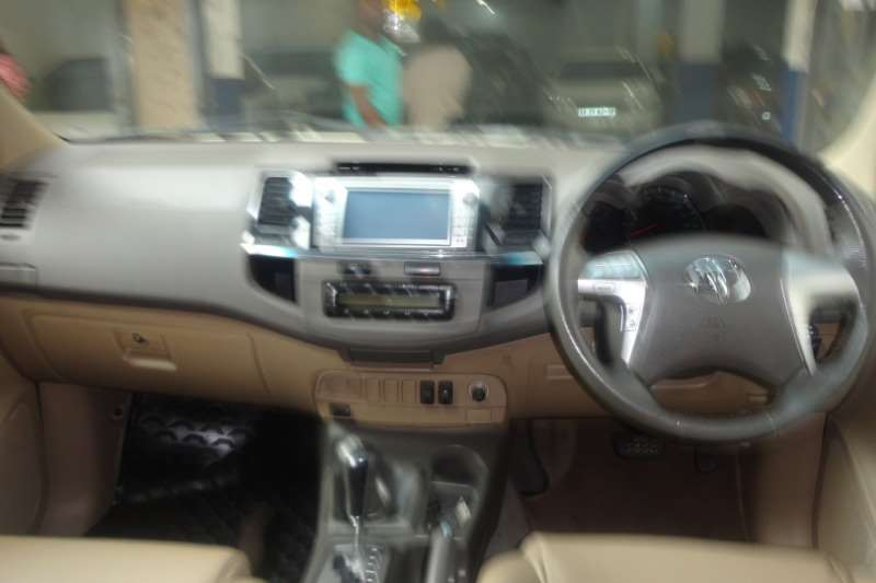 2009 Toyota Fortuner 3.0D 4D 4x4 auto
