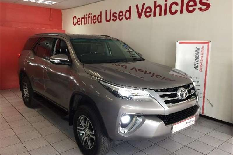 2016 Toyota Fortuner 2.8GD 6 4x4 auto