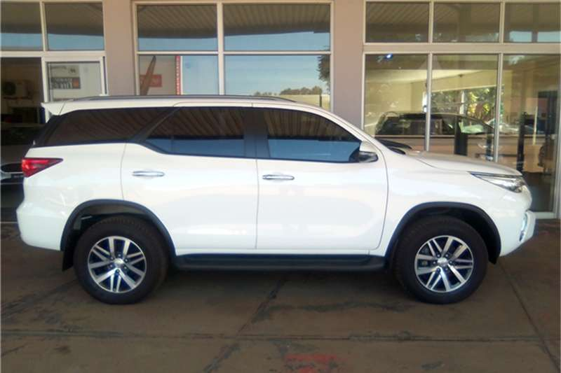 2018 Toyota Fortuner 2.8GD 6 4x4