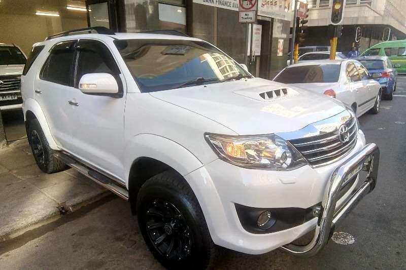 2014 Toyota Fortuner 3.0D 4D auto