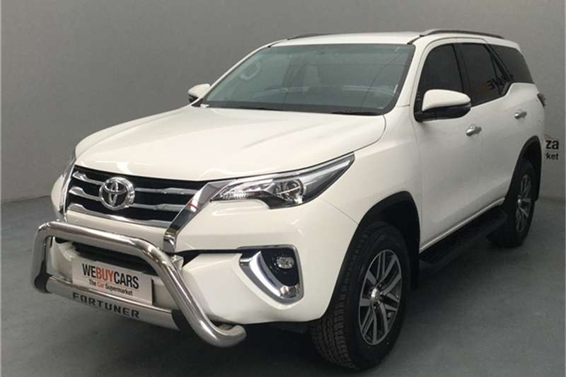 2018 Toyota Fortuner 2.8GD 6 auto