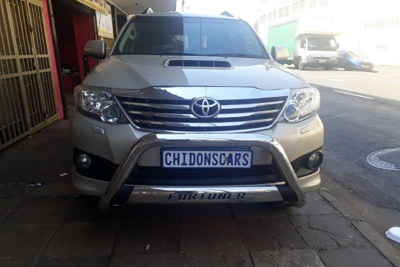 2014 Toyota Fortuner 3.0D 4D 4x4 automatic