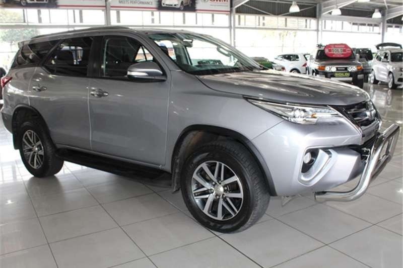 2017 Toyota Fortuner 2.8GD 6 auto
