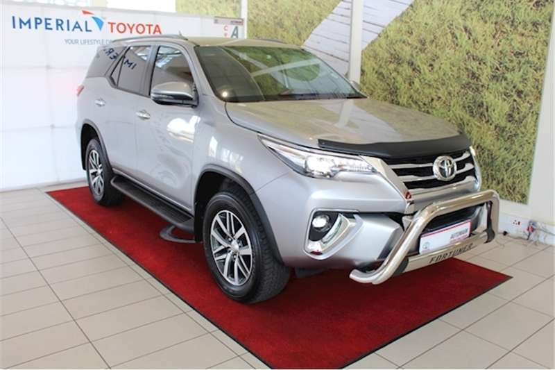 Toyota Fortuner 2.8GD 6 auto