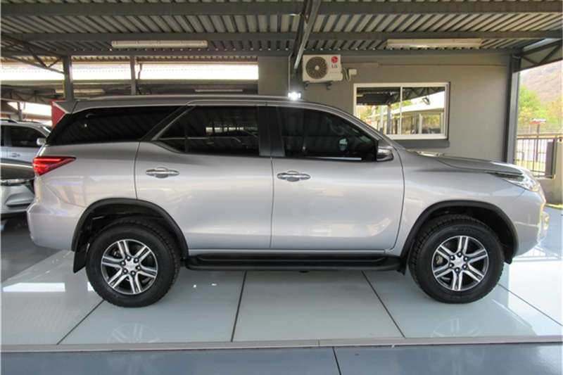 2016 Toyota Fortuner 2.4GD 6