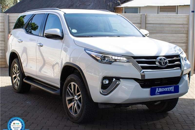 2017 Toyota Fortuner 2.8GD 6 4x4