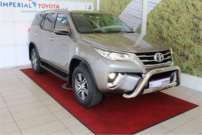 Toyota Fortuner 2.4GD 6 auto