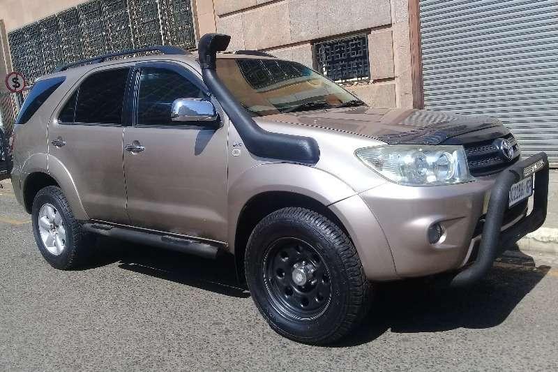 2012 Toyota Fortuner FORTUNER 4.0 V6 4X4 A/T
