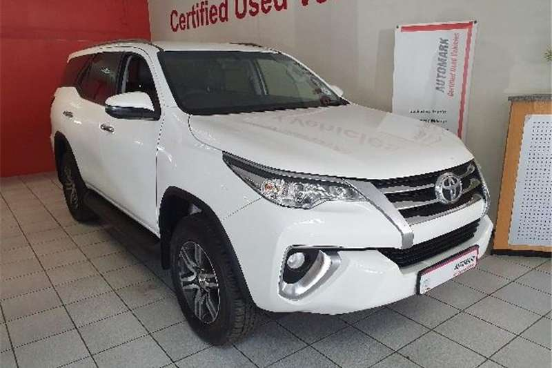 2018 Toyota Fortuner 2.4GD 6 auto