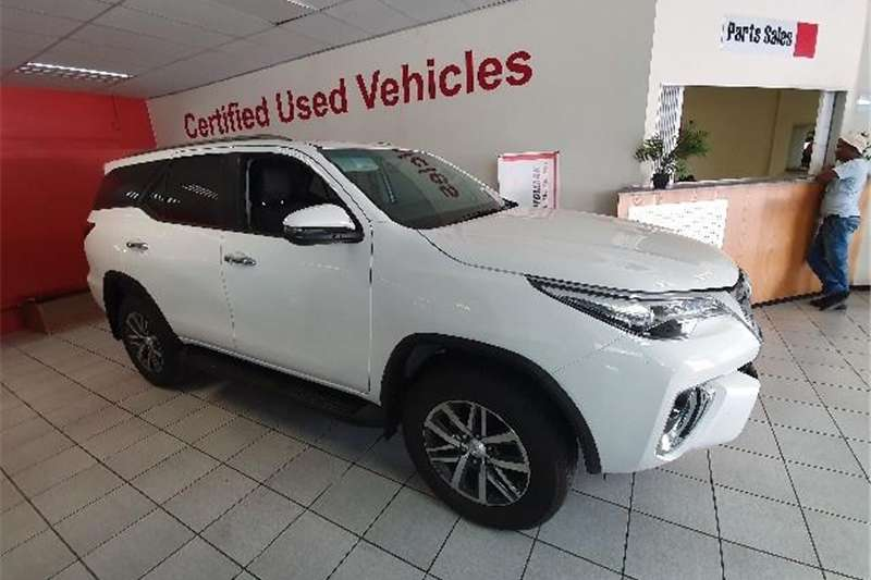 2019 Toyota Fortuner 2.8GD 6 4x4