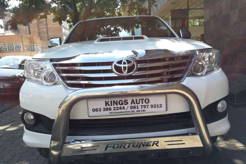 2011 Toyota Fortuner 3.0D 4D Heritage Edition automatic