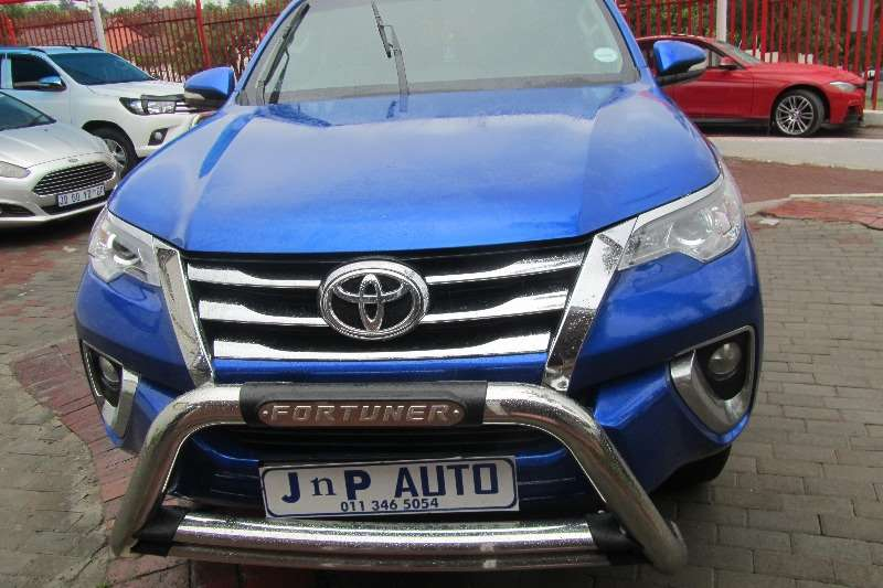 2016 Toyota Fortuner 2.4GD 6 auto
