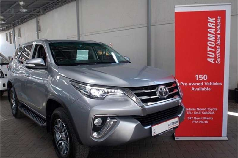 2016 Toyota Fortuner 2.8GD 6 4x4