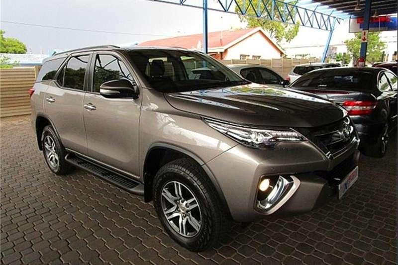 2016 Toyota Fortuner 4.0 V6 4x4