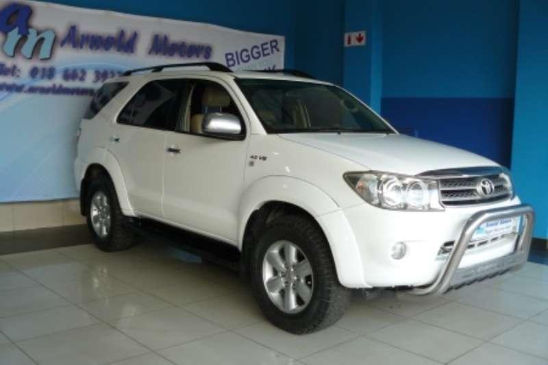 2010 Toyota Fortuner 4.0 V6