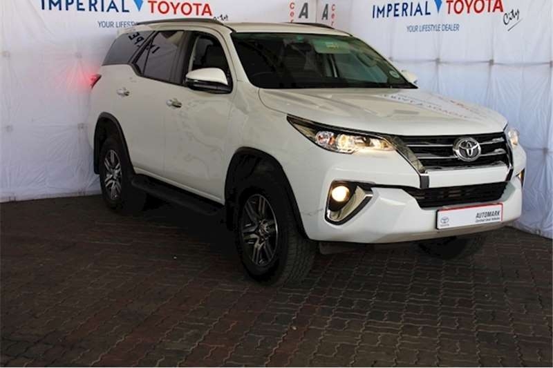 2020 Toyota Fortuner 2.4GD 6 auto