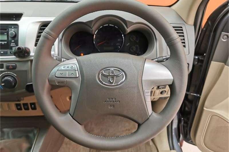 2011 Toyota Fortuner 2.5D 4D