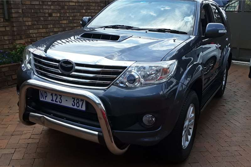 2013 Toyota Fortuner 2.8GD 6 4x4