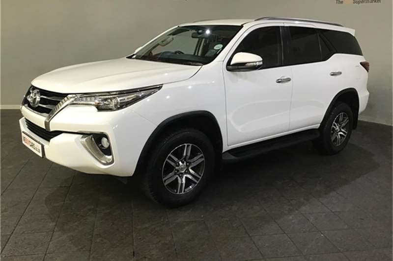 2016 Toyota Fortuner 2.8GD 6