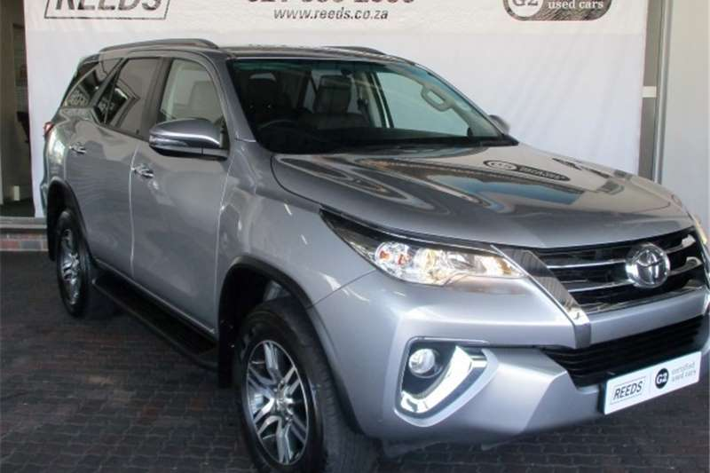 2019 Toyota Fortuner 2.4GD 6 auto