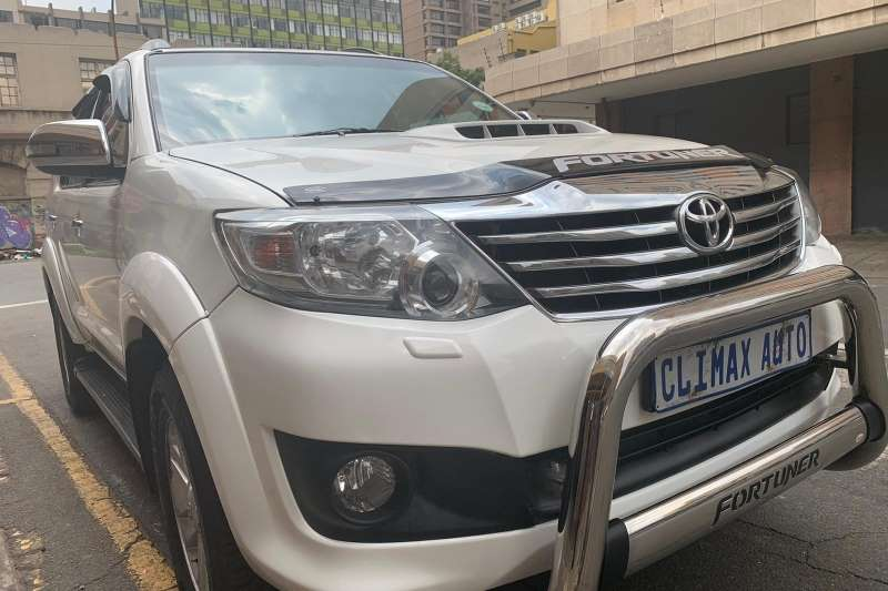 2013 Toyota Fortuner 3.0D 4D 4x4 Heritage Edition