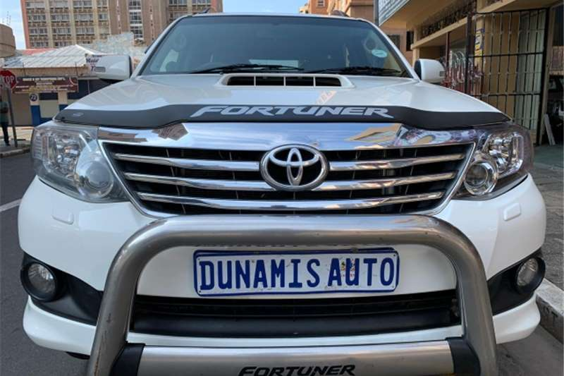 2011 Toyota Fortuner 3.0D 4D Heritage Edition