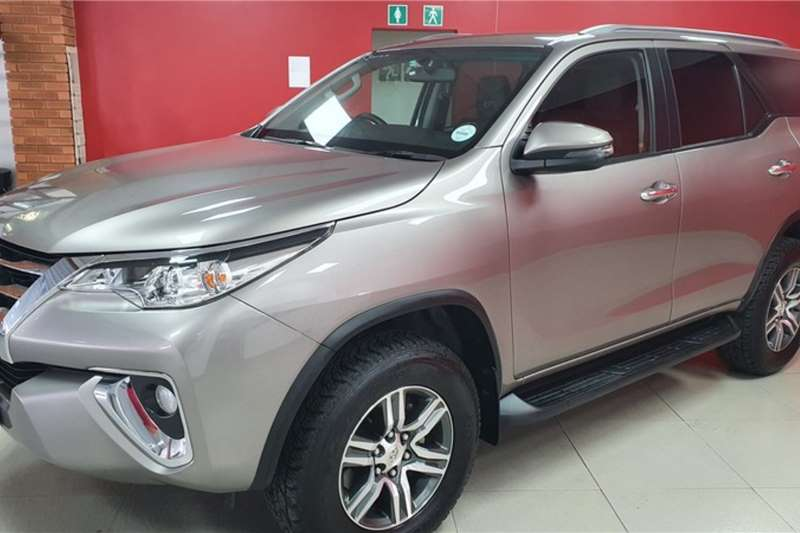 2018 Toyota Fortuner 2.4GD 6