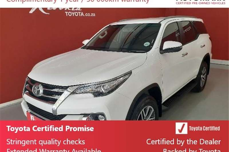 2019 Toyota Fortuner 2.8GD 6 auto