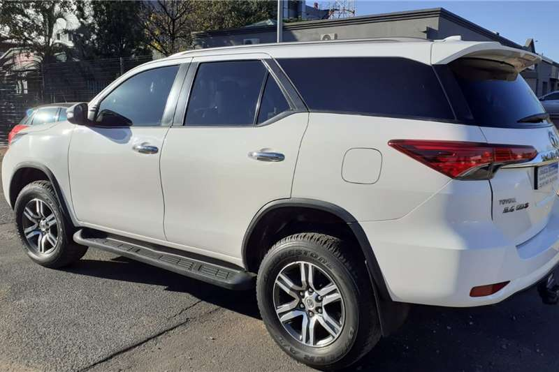2017 Toyota Fortuner FORTUNER 2.4GD 6 4X4 A/T