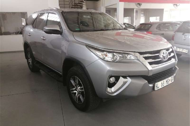 2018 Toyota Fortuner FORTUNER 2.4GD 6 4X4 A/T