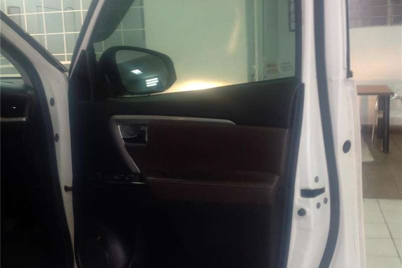 Used 0 Toyota Fortuner