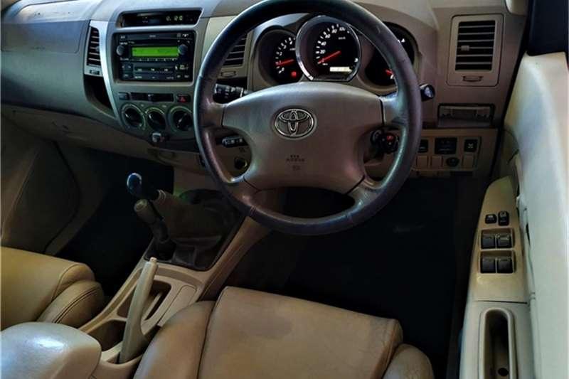 2006 Toyota Fortuner