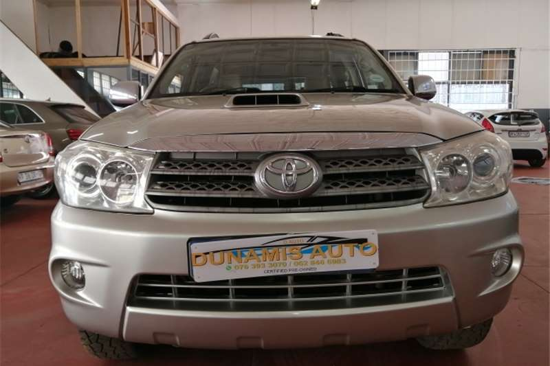 2011 Toyota Fortuner
