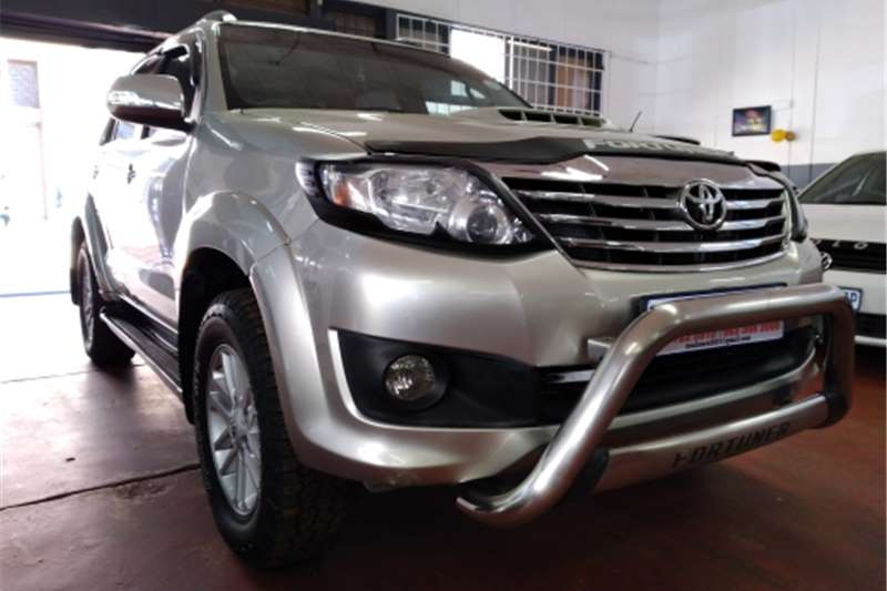 Used 2014 Toyota Fortuner