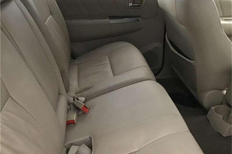 Toyota Fortuner V6 4.0 2008