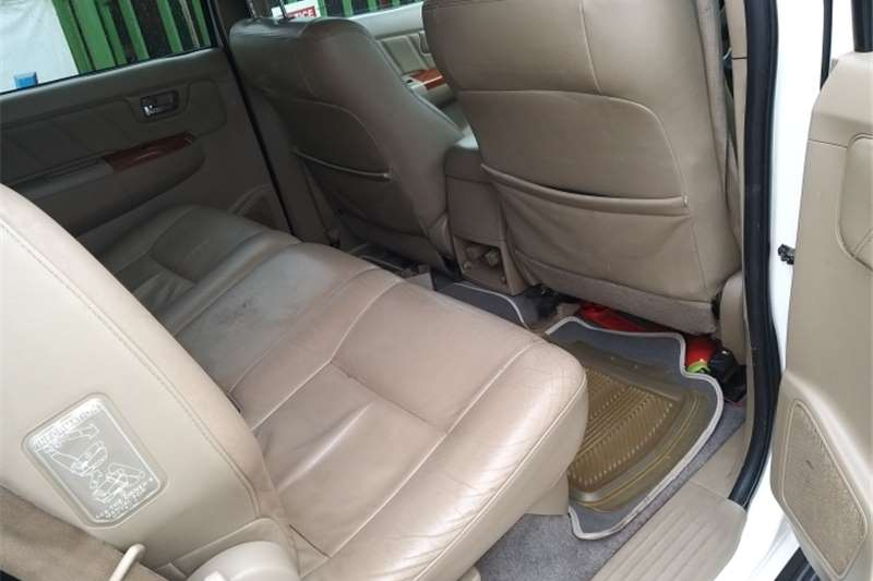 Toyota Fortuner V6 4.0 2009
