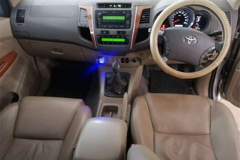 Used 2010 Toyota Fortuner V6 4.0