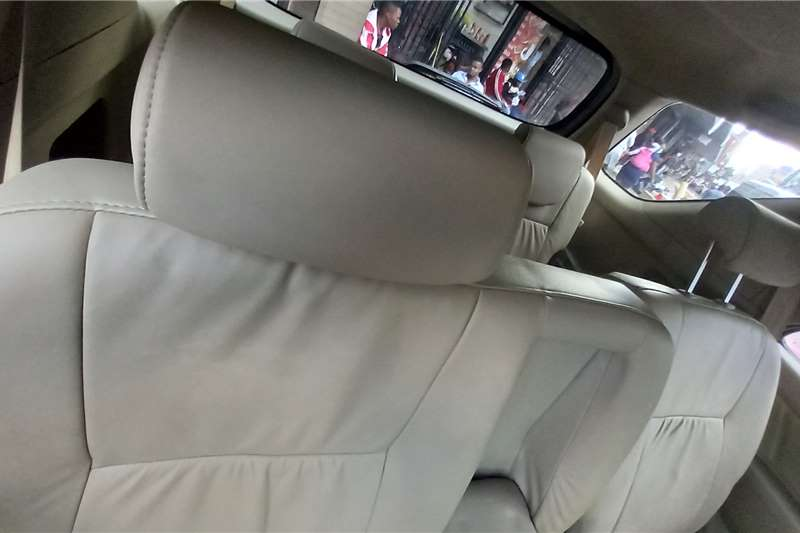 Toyota Fortuner V6 4.0 2011