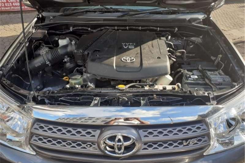 Used 2011 Toyota Fortuner V6 4.0
