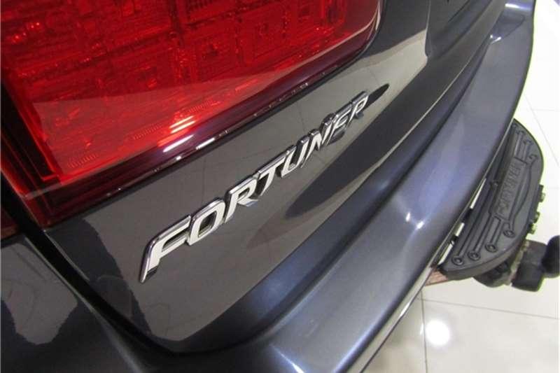Toyota Fortuner V6 4.0 2012