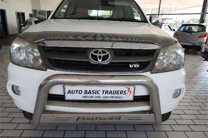 Toyota Fortuner V6 4.0 4x4 2006
