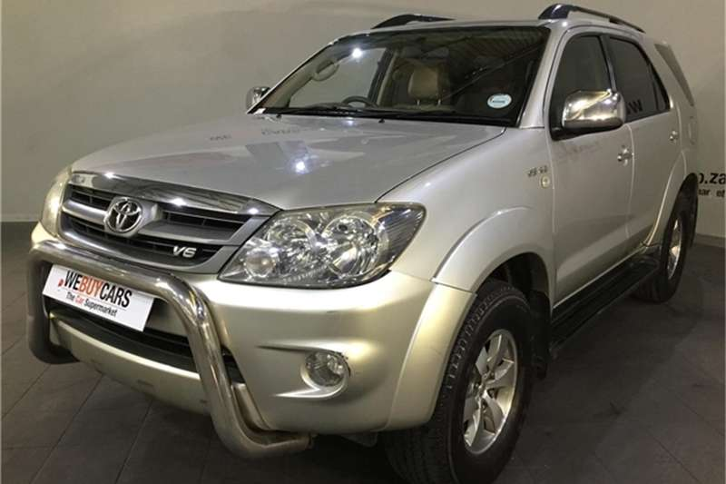 Toyota Fortuner V6 4.0 4x4 2007