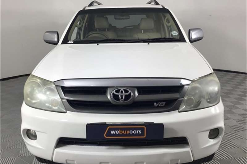 Toyota Fortuner V6 4.0 4x4 2008