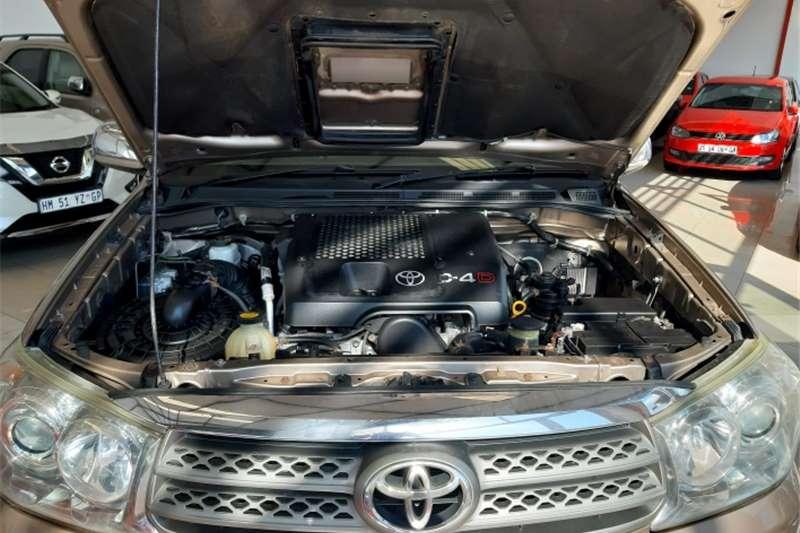 Used 2008 Toyota Fortuner V6 4.0 4x4