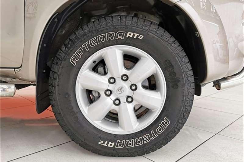 2009 Toyota Fortuner Fortuner V6 4.0 4x4