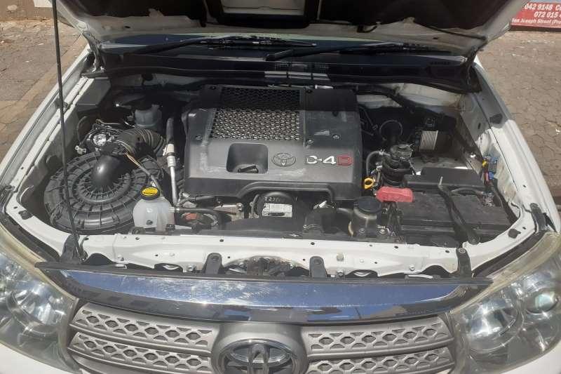 Used 2010 Toyota Fortuner V6 4.0 4x4