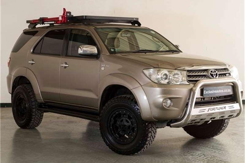 Toyota Fortuner V6 4.0 4x4 2011