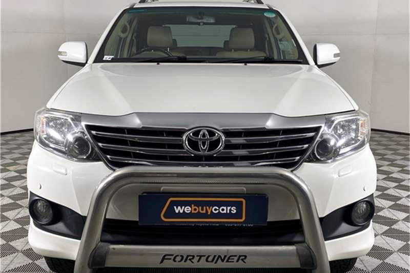 2011 Toyota Fortuner Fortuner V6 4.0 4x4