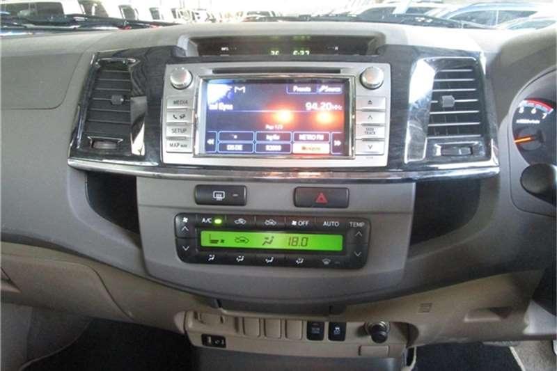 Used 2011 Toyota Fortuner V6 4.0 4x4