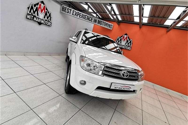 Used 2012 Toyota Fortuner V6 4.0 4x4